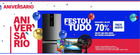 Cupom Casas Bahia em Porto Alegre ( 3 dias mais )