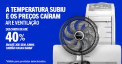 Cupom Casas Bahia em Belo Horizonte ( 3 dias mais )