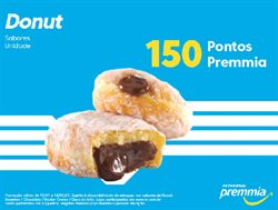 Ofertas de Bolinhos e donuts em Posto BR