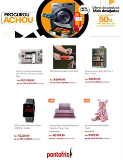 Ofertas Tecnologia e Eletrônicos no catálogo Ponto Frio em Diadema ( Publicado a 2 dias )