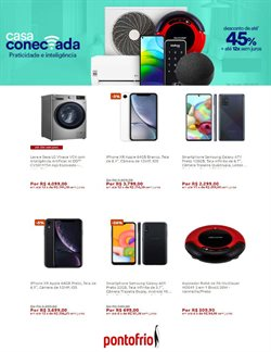 Ofertas Tecnologia e Eletrônicos no catálogo Ponto Frio ( 2 dias mais )