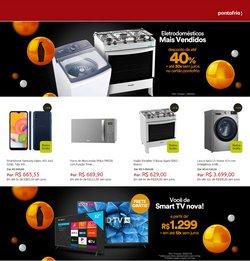 Ofertas Tecnologia e Eletrônicos no catálogo Ponto Frio em Sorocaba ( 9 dias mais )
