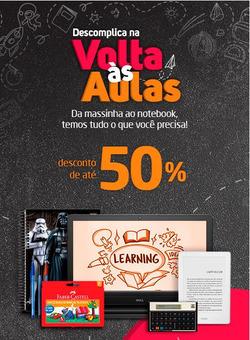 Promoção de Ponto Frio no folheto de Porto Alegre