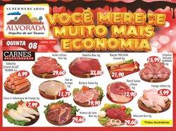 Catálogo Alvorada Supermercados ( Vencido )
