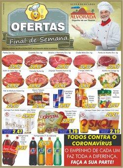 Catálogo Alvorada Supermercados ( Válido até amanhã )