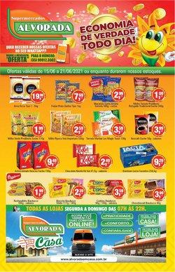 Ofertas de Supermercados no catálogo Alvorada Supermercados (  Válido até amanhã)