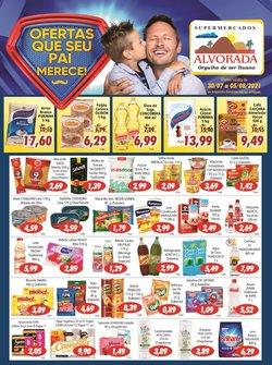 Ofertas de Alvorada Supermercados no catálogo Alvorada Supermercados (  2 dias mais)
