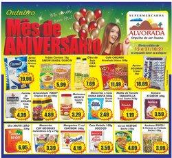 Ofertas de Alvorada Supermercados no catálogo Alvorada Supermercados (  Vence hoje)