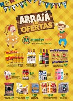 Ofertas de Mastervale Supermercados no catálogo Mastervale Supermercados (  8 dias mais)