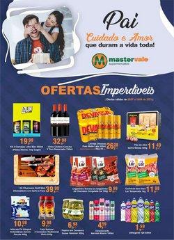 Ofertas de Supermercados no catálogo Mastervale Supermercados (  12 dias mais)