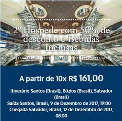 Promoção de Viagens, passeios, turismo no folheto de Clube Turismo em Belém