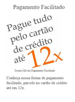 Promoção de Cortez Móveis no folheto de São Paulo