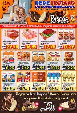 Catálogo Rede Troyano de Supermercados ( Vencido )