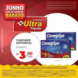 Ofertas de Farmácias e Drogarias no catálogo Drogarias Ultra Popular (  Válido até amanhã)