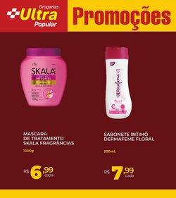 Ofertas de Farmácias e Drogarias no catálogo Drogarias Ultra Popular (  3 dias mais)