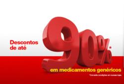 Promoção de Drogarias Ultra Popular no folheto de Guarulhos