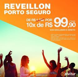 Promoção de Belvitur no folheto de Belo Horizonte