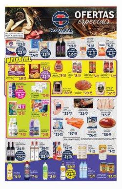Catálogo Supermercado Taquaral ( 6 dias mais )