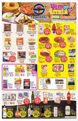 Ofertas de Supermercados no catálogo Supermercado Taquaral (  2 dias mais)