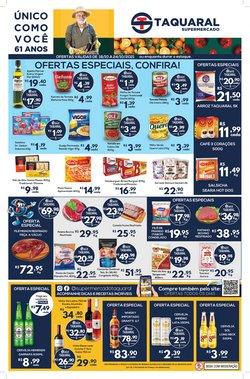 Ofertas de Supermercado Taquaral no catálogo Supermercado Taquaral (  Publicado ontem)