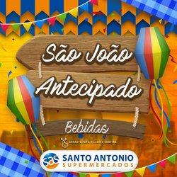 Ofertas de Supermercados Santo Antonio no catálogo Supermercados Santo Antonio (  Válido até amanhã)