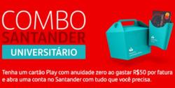 Cupom Santander em Barueri ( 12 dias mais )