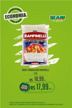 Ofertas de Irani Supermercados no catálogo Irani Supermercados (  Vence hoje)
