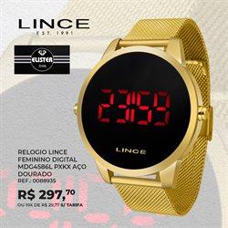 Ofertas Relógios e Joias no catálogo Elister em São Gonçalo ( Mais de um mês )