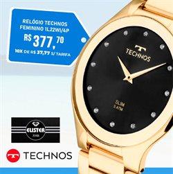 Ofertas Relógios e Joias no catálogo Elister em Rio de Janeiro ( Mais de um mês )