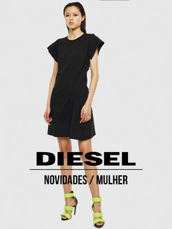 Ofertas de Roupa, Sapatos e Acessórios no catálogo Diesel (  Publicado hoje)