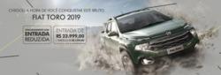 Promoção de Automóveis no folheto de Fiat em Jequié