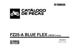 Promoção de Automóveis no folheto de Yamaha em Alvorada