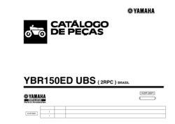 Catálogo Yamaha (  Mais de um mês)