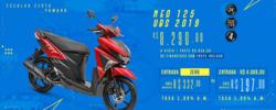 Promoção de Automóveis no folheto de Yamaha em Camaçari