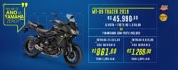 Promoção de Yamaha no folheto de São Carlos
