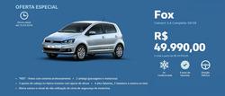 Promoção de Volkswagen no folheto de São Paulo