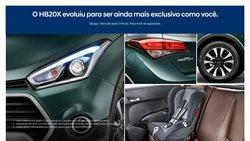 Catálogo Hyundai ( Mais de um mês )