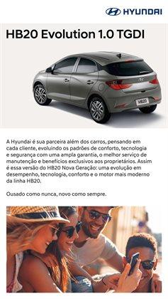 Ofertas Carros, Motos e Peças no catálogo Hyundai em Santo André ( Mais de um mês )