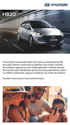 Ofertas Carros, Motos e Peças no catálogo Hyundai em Goiânia ( Mais de um mês )