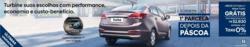 Promoção de Automóveis no folheto de Hyundai em Jaú