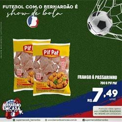 Catálogo Supermercado Bernardão ( Vence hoje )