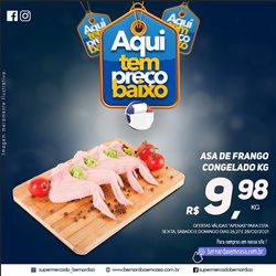 Catálogo Supermercado Bernardão ( Válido até amanhã )