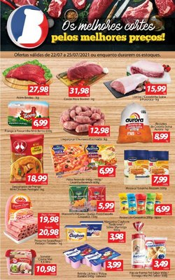 Ofertas de Supermercado Bernardão no catálogo Supermercado Bernardão (  Vence hoje)