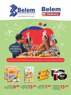 Catálogo Belem Supermercados ( Válido até amanhã )