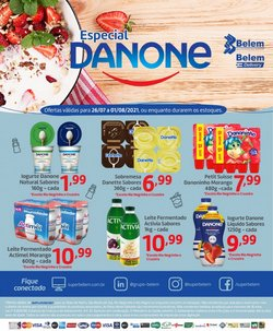 Ofertas de Belem Supermercados no catálogo Belem Supermercados (  Publicado ontem)