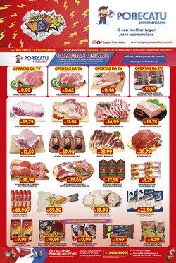 Ofertas de Supermercado Porecatu no catálogo Supermercado Porecatu (  Publicado ontem)