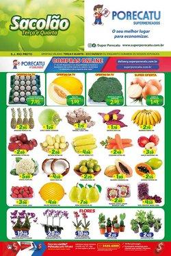 Ofertas de Supermercado Porecatu no catálogo Supermercado Porecatu (  Válido até amanhã)