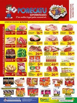 Ofertas de Supermercados no catálogo Supermercado Porecatu (  Vence hoje)