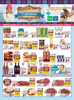 Catálogo Serrano Supermercado (  Publicado ontem)