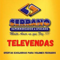 Catálogo Serrano Supermercado (  Válido até amanhã)